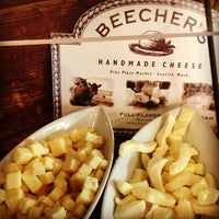 Снимок сделан в Beecher's Handmade Cheese пользователем Jenn P. 1/12/2013