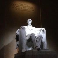 Photo prise au Mémorial Lincoln par Geoffrey G. le11/3/2013