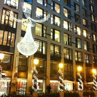 Foto tomada en InterContinental Montreal por Grace L. el 11/23/2012