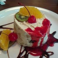 Снимок сделан в Trattoria Chili Pizza пользователем ☀️Valery☀️ T. 4/23/2013
