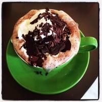 12/8/2013にPaulがChocolate Theatre Cafeで撮った写真