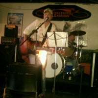 Photo taken at Steel Horse Saloon by robin t. on 10/8/2012