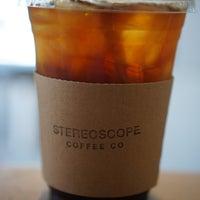 4/21/2018 tarihinde Christopher Y.ziyaretçi tarafından Stereoscope Coffee Company'de çekilen fotoğraf