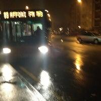 Capolinea Novate Milanese.Capolinea Linea 89 Via Bollate 75