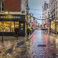 Foto tomada en Boulangerie Du Lion por Valery U. el 1/5/2014