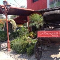 Das Foto wurde bei Los Chilaquiles von GILDARDO C. am 6/6/2013 aufgenommen