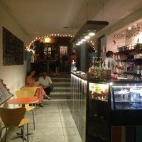 3/31/2013 tarihinde Luis Felipe S.ziyaretçi tarafından Café Jaguar Yuú'de çekilen fotoğraf