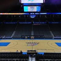 Foto diambil di Chesapeake Energy Arena oleh Doug W. pada 2/25/2013