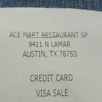 Photo Taken At Ace Mart Restaurant Supply By Denise B On 1 26