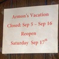8/31/2016에 Michael S.님이 Armon's Cafe에서 찍은 사진