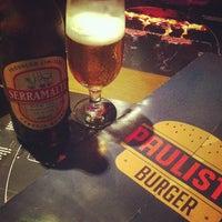 Foto scattata a Paulista Burger da Boteco&Cerveja il 7/10/2013