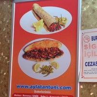 Photo prise au Ayla Tantuni par Ayşın Ö. le1/20/2013