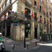 Boyberry Madrid - Schwulenbar in Madrid