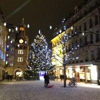 12/13/2012에 Flore B.님이 Place du Molard에서 찍은 사진