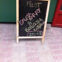 10/22/2014에 murat y.님이 Pilot Cafe Bar에서 찍은 사진