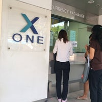 Photo Taken At X One Currency Exchange Center By Jennie S On 3 5