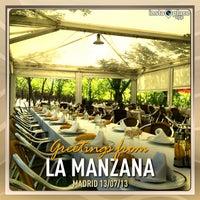 Foto tirada no(a) La Manzana por ASanRoman -. em 7/13/2013