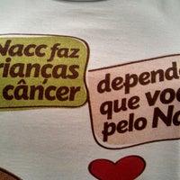 Foto tirada no(a) NACC - Núcleo de Apoio à Criança com Câncer por Márcia F. em 7/14/2013