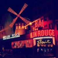 Das Foto wurde bei Moulin Rouge von Sukh D. am 5/27/2013 aufgenommen