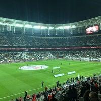 Photo prise au VIP Tribünü par Mert M. le11/11/2018
