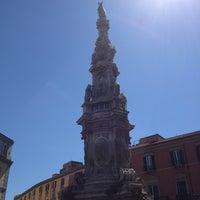 Foto scattata a Piazza del Gesù Nuovo da Marialù C. il 6/14/2013