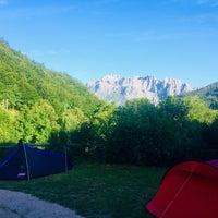 Foto tomada en Camping El Cares Picos de Europa por СашаВяль Barceloner.com el 8/13/2019