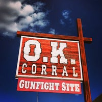 5/16/2013 tarihinde Megziyaretçi tarafından O.K. Corral'de çekilen fotoğraf