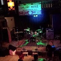 The Colony Cafe (Now Closed) - Woodstock, NY