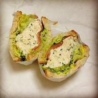 Снимок сделан в Bowery Eats пользователем delia 6/3/2013