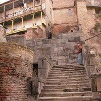 Снимок сделан в Betlemi Street-Stairs | ბეთლემის ქუჩა-კიბე пользователем Giga S. 9/13/2013