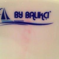 Das Foto wurde bei By Balıkçı von 🎀Htcztrk👸 am 3/17/2013 aufgenommen