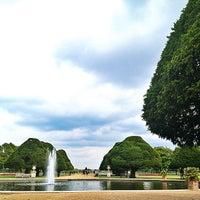 Photo prise au Hampton Court Palace Gardens par Sand E. le9/10/2013
