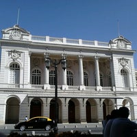 3/11/2013 tarihinde Willson R.ziyaretçi tarafından Teatro Municipal de Santiago'de çekilen fotoğraf