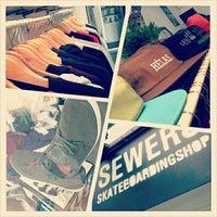 12/21/2012にM B.がSewers Skateshopで撮った写真