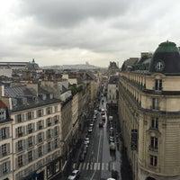 Снимок сделан в Hôtel Pont Royal пользователем Martial B. 5/10/2016