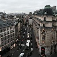 Снимок сделан в Hôtel Pont Royal пользователем Martial B. 2/2/2016