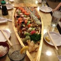 12/20/2012 tarihinde Rex G.ziyaretçi tarafından Kyoto Sushi Bar'de çekilen fotoğraf