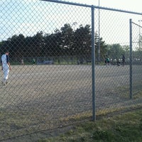 Photo taken at East Lansing Softball Complex by Akua E. on 5/19/2013