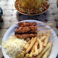 Café Chez Chegrouni African Restaurant In Marrakech