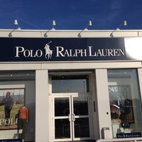 75242c96b1b ... Photo taken at Polo Ralph Lauren Factory Store by Ceng I. on 9 27