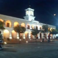 Foto tomada en Plaza 9 de Julio por Nahuel R. el 10/10/2012