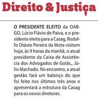 ... Foto tirada no(a) Caixa de Assistência dos Advogados de Goiás - CASAG   ... 13837d5248