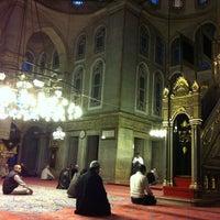 Photo taken at Eyüp Sultan by Mustafa D. on 10/22/2012