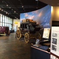 Photo taken at Wells Fargo History Museum by Mark A. on 5/26/2015