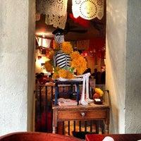 Снимок сделан в La Palapa пользователем Nick D. 10/28/2012