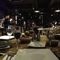 3/9/2013에 Zeynep Özlem K.님이 Mint Restaurant & Bar에서 찍은 사진