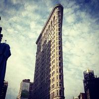 รูปภาพถ่ายที่ Madison Square Park โดย Mr. B. เมื่อ 8/23/2013
