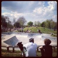 5/6/2013 tarihinde Vortexziyaretçi tarafından Clissold Park'de çekilen fotoğraf