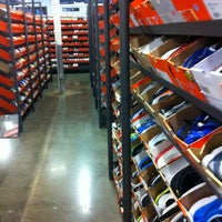 separation shoes 12618 c26a7 ... Photo taken at Nike Factory Store by Michael M. on 1 17 2013 ...