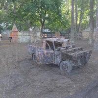 5/9/2013에 Vitaliy B.님이 Пейнтбол «Гепард»에서 찍은 사진